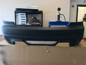 Duraflex LM-S Rear Bumper with grill