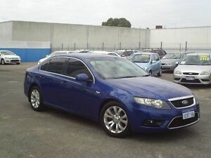 2008 Ford Falcon Blue Automatic Sedan Embleton Bayswater Area Preview