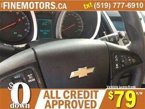 2012 CHEVROLET EQUINOX LS * EXTRA CLEAN * LOW KM * LOANS FOR ALL London Ontario image 12
