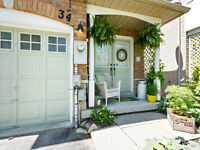 Backyard Oasis in this End Unit Town - a MUST SEE in Georgetown