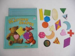 Magnetic Playtime Shapes Book