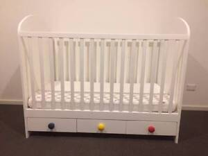 IKEA Cot great condition Spotswood Hobsons Bay Area Preview