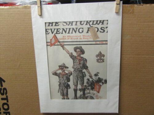 Saturday Evening Post Sept. 2, 1911 Cover        ptr