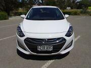 2013 Hyundai i30 GD Elite White 6 Speed Sports Automatic Hatchback Hendon Charles Sturt Area Preview