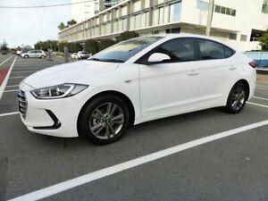 2016 Hyundai Elantra AD Active 2.0 MPI White 6 Speed Automatic Sedan Southport Gold Coast City Preview