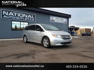 2012 Honda Odyssey TOURING LEATHER FULLY LOADED!!