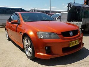 2007 Holden Commodore VE MY08 SV6 Orange 5 Speed Automatic Sedan North St Marys Penrith Area Preview