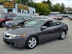 2009 Acura TSX w/Tech Pkg-LOADED-LOW KM