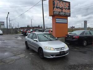 2004 Honda Civic Sdn Si**AUTO **GREAT CONDITION***AS IS SPECIAL