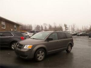 FINANCE IT!!!  2010 Dodge Grand Caravan SXT FULL STOW & GO!