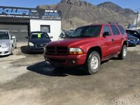 1998 Dodge Durango 4x4 Kamloops British Columbia Preview