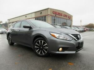 2018 Nissan Altima SV, HTD. SEATS, BT, CAMERA,