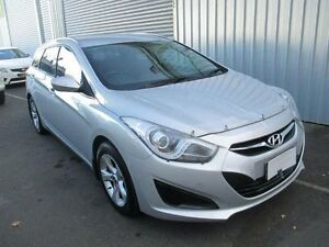 2013 Hyundai i40 VF 2 Active Silver 6 Speed Automatic Wagon Moorabbin Kingston Area Preview