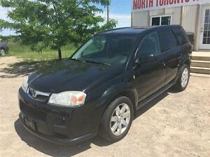 2006 SATURN VUE - SUNROOF - HEATED SEATS - POWER OPTIONS- LOW KM