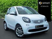 smart fortwo coupe PASSION (white) 2016-06-30
