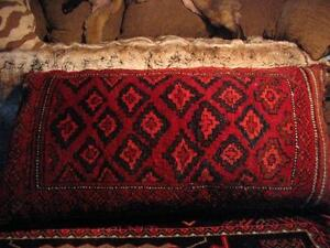"Authentic ""Arabian Nights"" type of Tent Pillow"