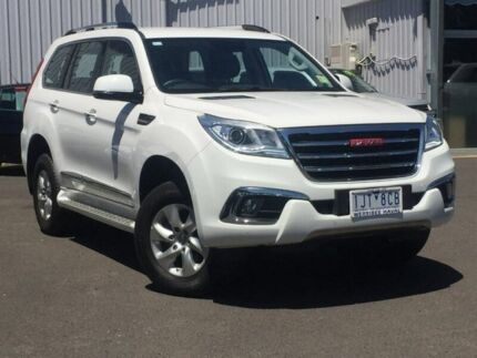 2016 Haval H9 White Sports Automatic Wagon