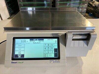 Mettler Toledo 8461 Deli Bakery Produce Scale W Touchscreen Printer
