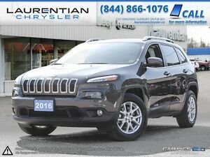 2016 Jeep Cherokee North-4X4!