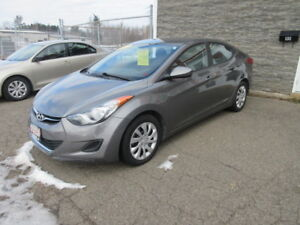 2013 Hyundai Elantra $33 WEEKLY Sedan