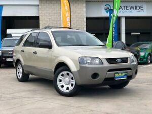 2008 Ford Territory SY TX Gold 4 Speed Sports Automatic Wagon East Brisbane Brisbane South East Preview