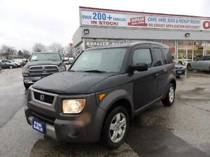 2003 Honda Element SUNROOF, CERTIFIED 2 YEARS P-T WARRANTY
