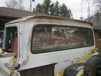 1963 GMC Big Back Window Cab