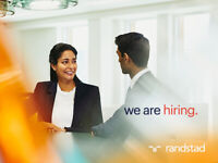 Receptionist - $17-$19hr 3 month contract