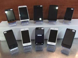 Inventaire de téléphones cellulaire INCROYABLE !!! LIQUIDATION