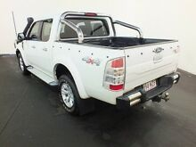 2010 Ford Ranger PK XLT (4x4) White 5 Speed Automatic Dual Cab Pick-up Clemton Park Canterbury Area Preview