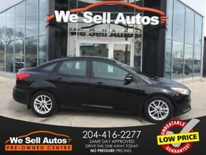 2015 Ford Focus SE *BTOOTH *HTD SEATS *LOW KM *REAR CAM