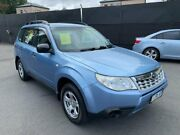 2011 Subaru Forester S3 MY11 X AWD Blue 4 Speed Sports Automatic Wagon Invermay Launceston Area Preview