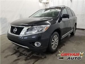Nissan Pathfinder SL AWD Cuir 7 Passagers MAGS 2015
