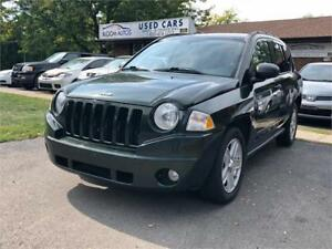 2010 Jeep Compass North Edition All Wheel Drive