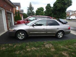 2000 Honda Accord V6 Sedan