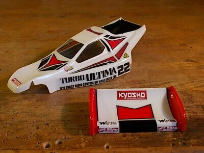 Kyosho UM790 Body Mount Set Ultima RT6