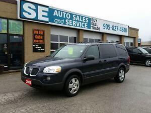 2008 Pontiac Montana SV6 Minivan 151000 K $4588 Certified