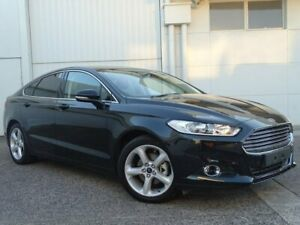 2018 Ford Mondeo MD 2018.25MY Trend SelectShift Black 6 Speed Sports Automatic Hatchback Bundoora Banyule Area Preview