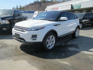 2013 Land Rover Range Rover Evoque PURE CITY