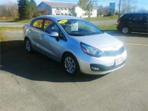 2013 Kia Rio Eco REDUCED BY $1000.00