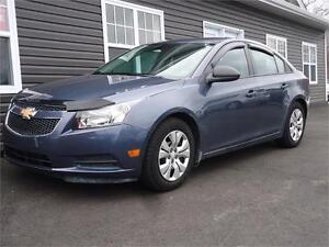 2013 Chevrolet Cruze LS, New MVI Like New