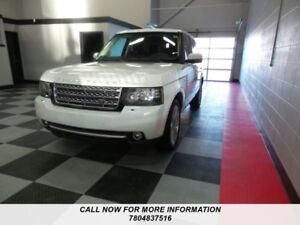 2012 Land Rover Range Rover SUPERCHARGED/NAVIGATION/LEATHER/SUNR