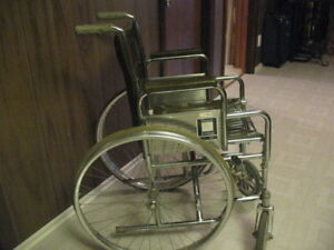 Everest and Jennings Wheelchair