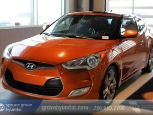 2013 Hyundai Veloster NAVIGATION, PANORAMIC ROOF, POWER OPTION G