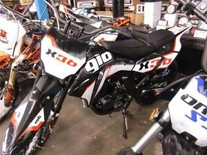 GIO's new addition to the lineup includes the X36 Dirt Bike