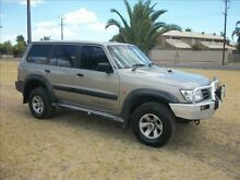 2002 Nissan Patrol GU III ST (4x4) 4 Speed Automatic Wagon Alberton Port Adelaide Area Preview