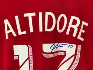 TFC Jozy Altidore autographed Jersey - New with Tags