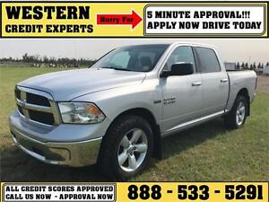 "2014 Ram 1500 4x4 5.7L Hemi 8 Speed 20"" Rims ~"