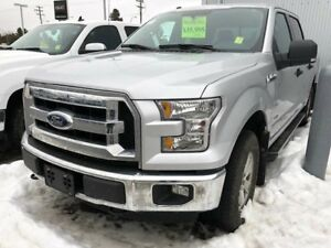 2016 Ford F-150 4WD SUPERCREW