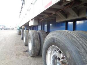 2007 STARGATE 44'FT ALUMINUM 4 AXLE SPIFF END DUMP Kitchener / Waterloo Kitchener Area image 4